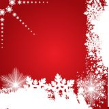 Christmas Background Design Royalty Free Stock Images