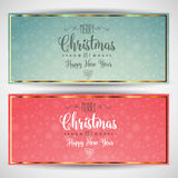 Christmas background designs Stock Photography