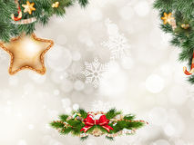 Christmas background. EPS 10 Royalty Free Stock Image