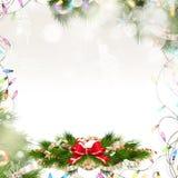 Christmas background. EPS 10 Stock Photo