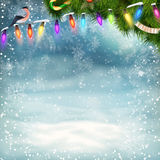 Christmas background. EPS 10 Royalty Free Stock Photo