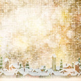 Christmas background. EPS 10 Stock Photography