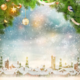 Christmas background. EPS 10 Royalty Free Stock Image