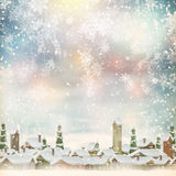 Christmas background. EPS 10 Stock Photo