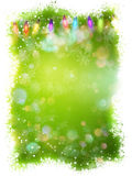 Christmas Background. EPS 10. Vector file included Stock Photo