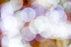 Christmas background. Festive abstract background with bokeh def Royalty Free Stock Photography
