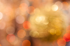 Christmas background. Festive abstract background with bokeh defocused lights and stars.  royalty free illustration