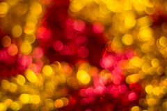 Christmas background. Festive abstract with bokeh defocused lights. Christmas background. Festive abstract background with bokeh defocused lights and stars Stock Image