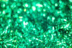 Christmas background. Festive abstract with bokeh defocused lights. Christmas background. Festive abstract background with bokeh defocused lights and stars Stock Photo