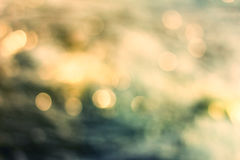 Christmas background. Festive elegant abstract background with. Bokeh lights and stars Stock Images