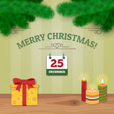 Christmas Background 3 Stock Photography