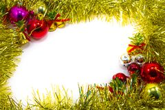 Christmas Background, Frame for card in the Christmas or new years,