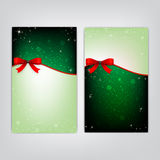 Christmas background Geen Royalty Free Stock Photography