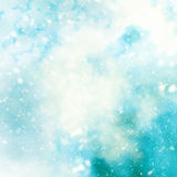 Christmas background with glitter lights. Defocused abstract texture Royalty Free Stock Image