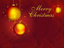 Christmas background/greeting Royalty Free Stock Image