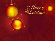 Christmas background/greeting Royalty Free Stock Image