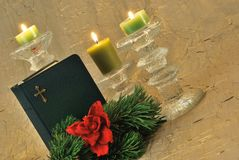 Christmas Background/greeting card Stock Images