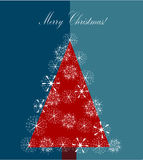 Christmas background for greetings Royalty Free Stock Photo