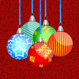 Christmas Background. Happy Christmas background abstract design Stock Photography