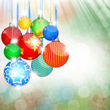 Christmas Background. Happy Christmas background abstract design Royalty Free Stock Image