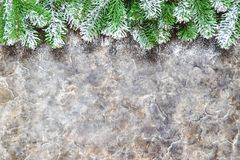 Free Christmas Background. Happy New Year. Selective Focus Royalty Free Stock Photos - 131061398