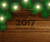 Christmas background. Happy new Year. Vector illustration. Christmas background. Happy new Year. Vector illustration Stock Image