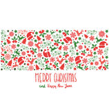 Christmas background. Happy new Year. Vector illustration. Christmas background. Happy new Year. Vector illustration Stock Photography