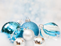 Christmas background. Christmas Holiday Background with Copy Space Stock Photo