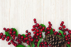Christmas background. Christmas Holiday Background with Copy Space Royalty Free Stock Images