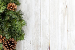 Christmas  background. Christmas Holiday Background with Copy Space Royalty Free Stock Image