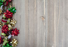 Christmas background. Christmas Holiday Background with Copy Space Royalty Free Stock Photos