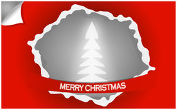 Christmas background. Christmas holiday background with christmas tree Royalty Free Stock Images