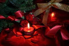 Christmas background I stock images
