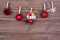Christmas Background II Royalty Free Stock Photography