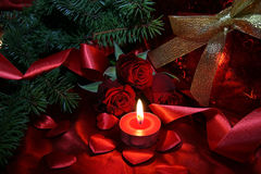 Christmas background III Stock Photo