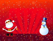 Christmas Background-. Christmas Background is a  illustration Royalty Free Stock Photos