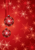Christmas Background (illustration) Royalty Free Stock Image