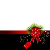 Christmas Background - Illustration Royalty Free Stock Photography