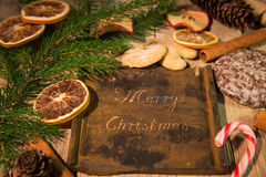 Christmas background merry christmas Stock Photo