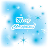 Christmas vector background - merry christmas Stock Photos