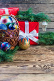 Christmas background 02 Royalty Free Stock Photo