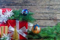 Christmas background 04 Stock Photography