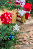 Christmas background 11. Christmas and New Year holidays background Royalty Free Stock Photography