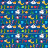 Christmas background, New Year's wallpapers Royalty Free Stock Images