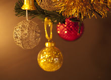 Christmas background Stock Image