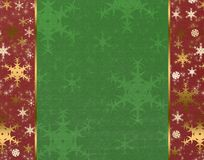 Christmas background pattern. Red and green stock illustration
