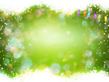Christmas background with place for text. EPS 10 Stock Photos