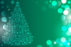 Christmas background - ready for your text Stock Image