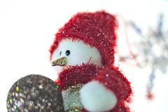 New year, holiday, brightness, glitter, garland, christmas, festive, candle, ball, balls, decoration, gifts, toys stock photo