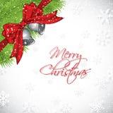Christmas background Stock Image